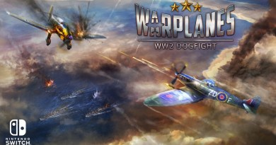 Warplanes: WW2 Dogfight – recenzja [Switch]