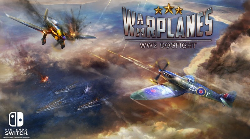 Warplanes: WW2 Dogfight recenzja switch