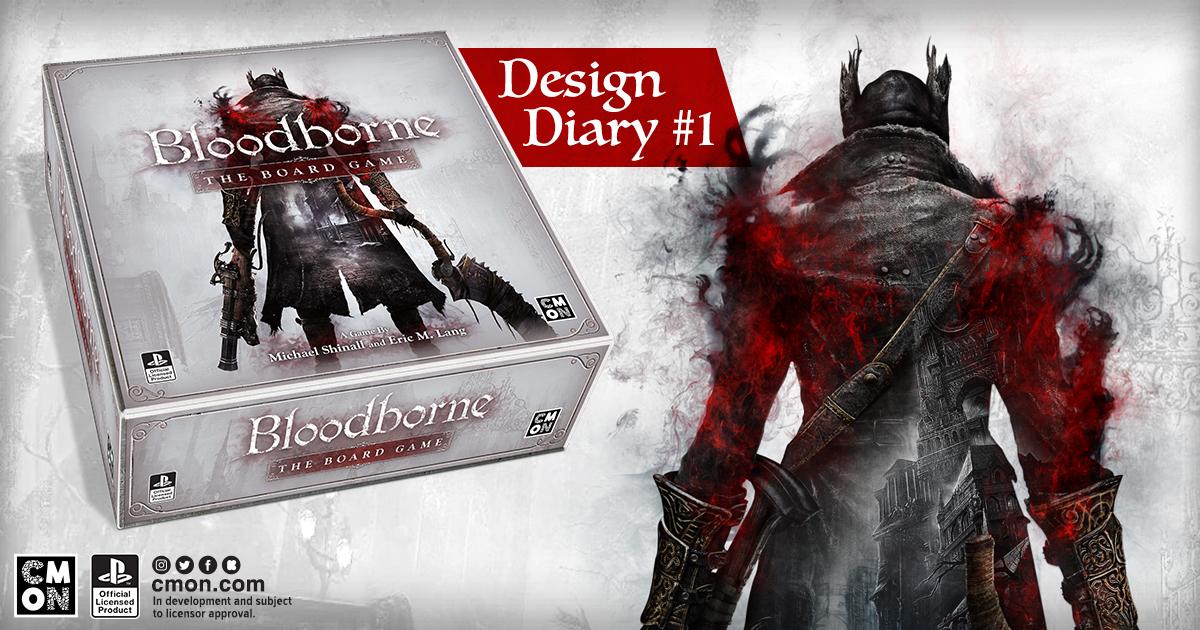 Bloodborne otrzyma nową odsłonę - tym razem w wersji papierowej