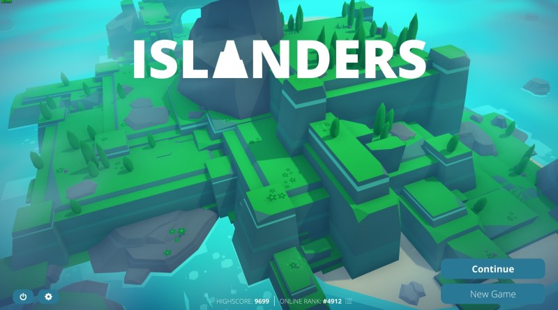 ISLANDERS