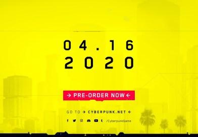 Cyberpunk 2077 z oficjalną datą premiery i nowym trailerem