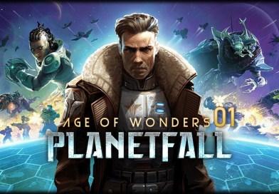 """Age of Wonders: Planetfall – """"Cywilizacja"""" w świecie science fiction! – recenzja [PC]"""
