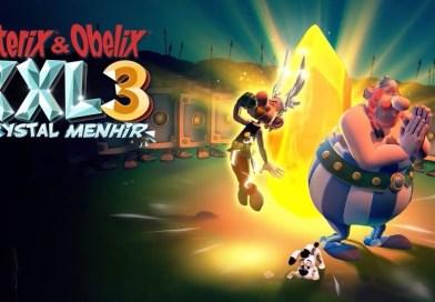 Asterix & Obelix XXL3: The Crystal Menhir – recenzja [PC]