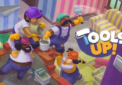 Tools Up!, czyli szalony remont – recenzja [PC]