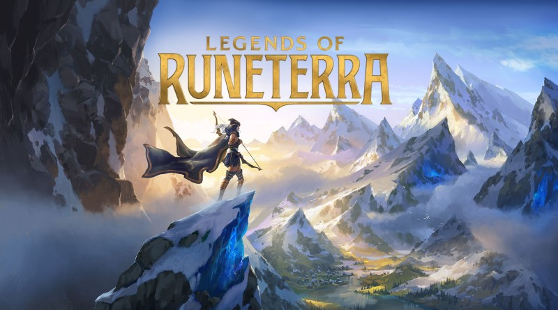 Riot Games - Legends of Runettera