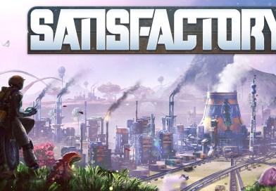 Satisfactory już dostępne na Steamie