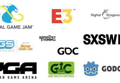 Najważniejsze wydarzenia gamingowe w jednym miejscu!