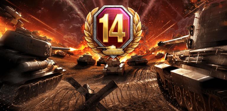 14 dni premium World of Tanks za darmo