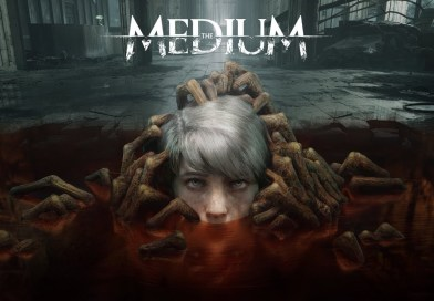 The Medium - grafika promocyjna