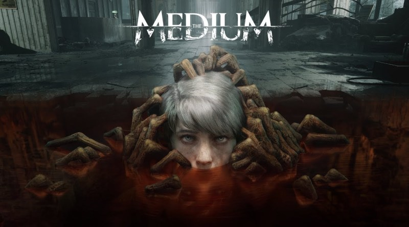 The Medium - grafika promocyjna