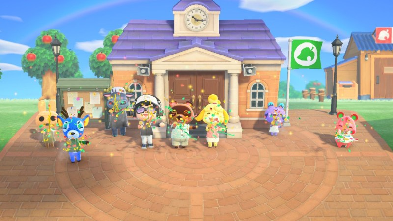 animal crossing new horizons recenzja