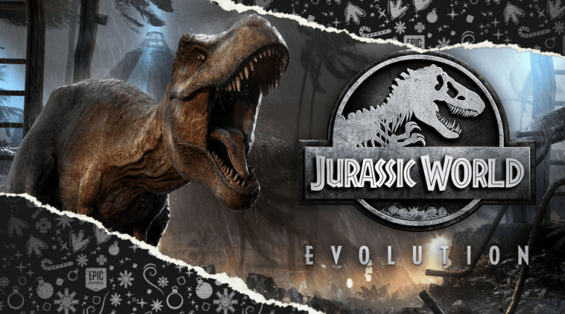 jurassic world evolution epic games