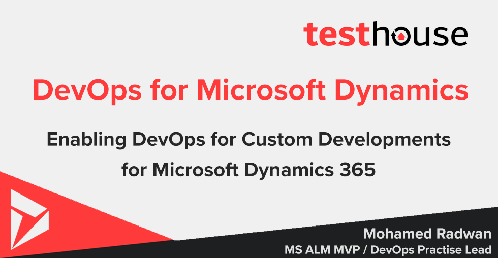 DevOps for Microsoft Dynamics