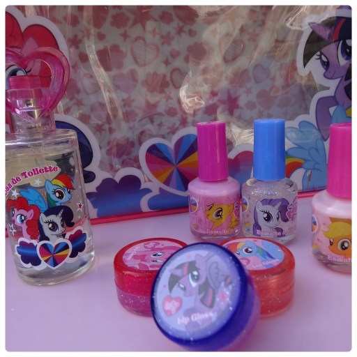 MyLitllePony Destination parfums 2