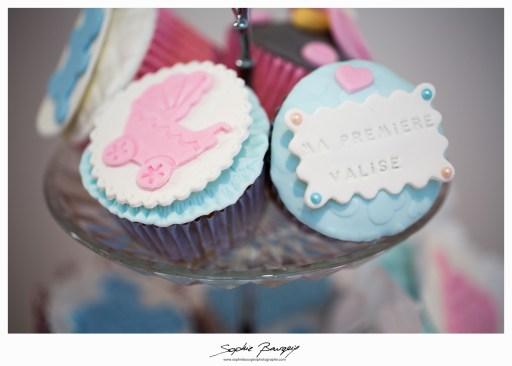 Muffins personnalisés de Celine's Cakes