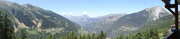 Vallée de la tarentaise MMV Sainte-foy tarentaise