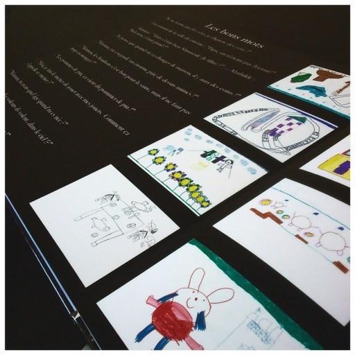 webprint livre photo mots d'enfants
