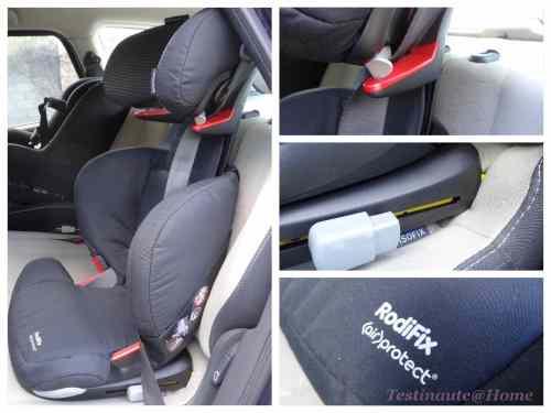 RodyFix siège auto isofix