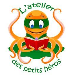 la mascotte de l'atelier des petits héros