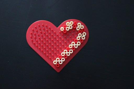 sucre d'orge en perles Hama modèle