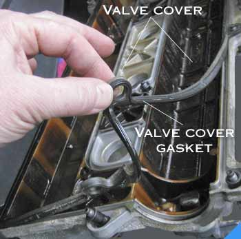 2011 Chevy Cruze Engine Diagram When Does The Valve Cover Gasket Need To Be Replaced