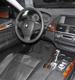 bmw x5 2007 interior [ 1200 x 800 Pixel ]