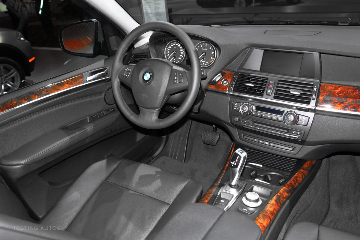 hight resolution of bmw x5 2007 interior
