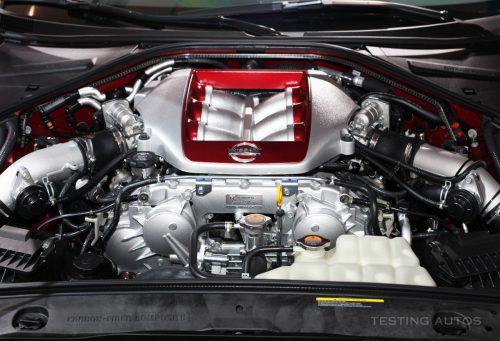 small resolution of nissan gt r engine