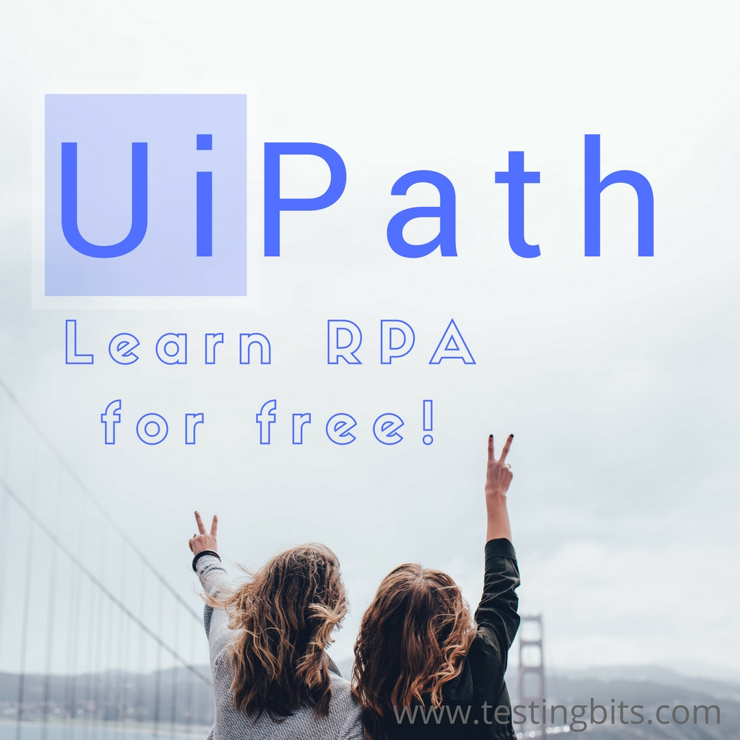 How to learn UiPath by yourself?