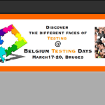 The Belgium Testing Days 2014