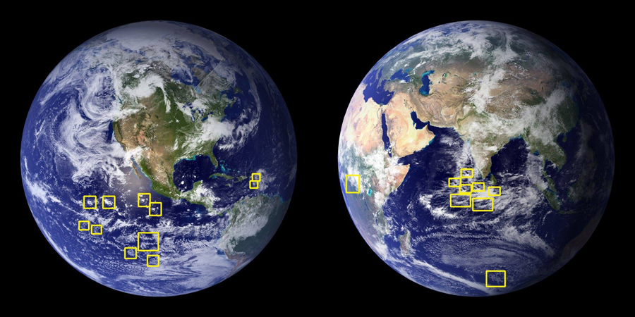 Composite Earths