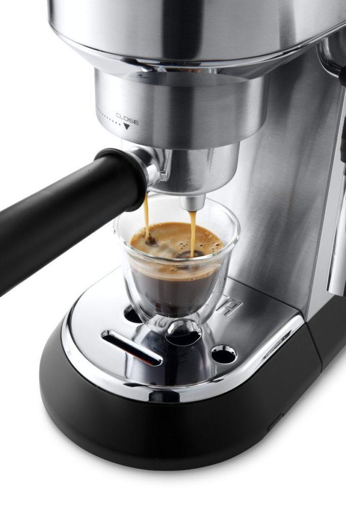 Delonghi Dedica Style Machine Espresso, Metálico, 1300 W