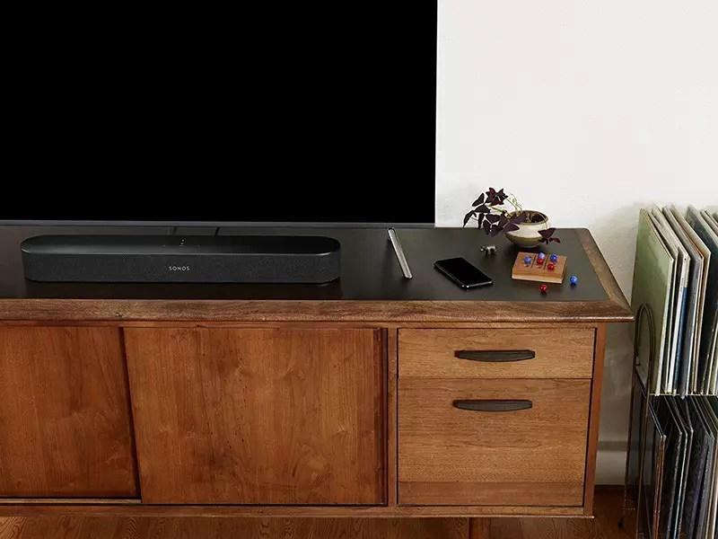 El nuevo sistema de cine en casa inalámbrico de múltiples habitaciones Sonos Beam