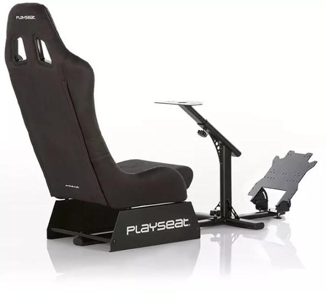Simulation seat for PS3 - M Alcantara