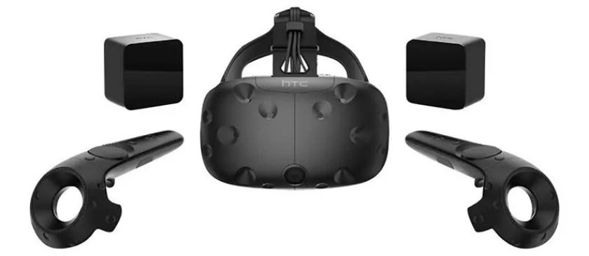 HTC Vive Virtual Reality Headset - Pack