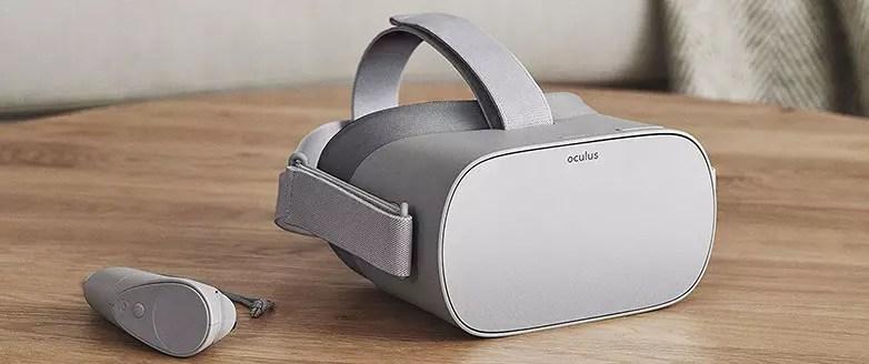 Oculus Go - Virtual Reality Headset - VR Headset - test
