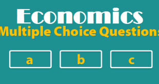 Economics multiple-choice-questions