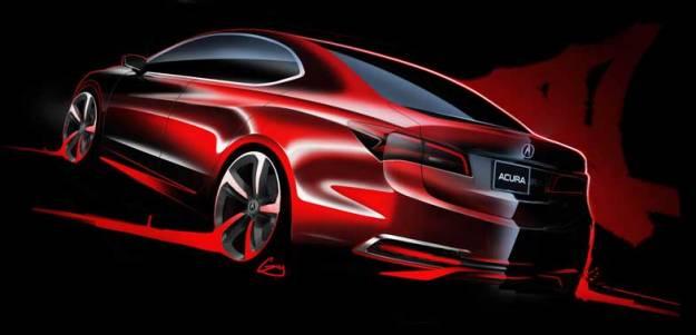 Acura_TLX_Prototype_design_sketch_2