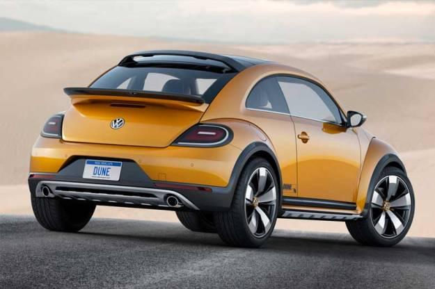 Volkswagen-Bettle-Dune-Rear