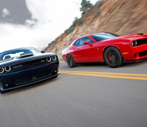 Iconic American Muscle Cars