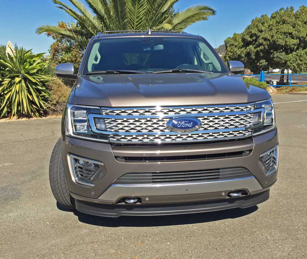 2019 Ford Expedition Platinum 4×4 Test Drive
