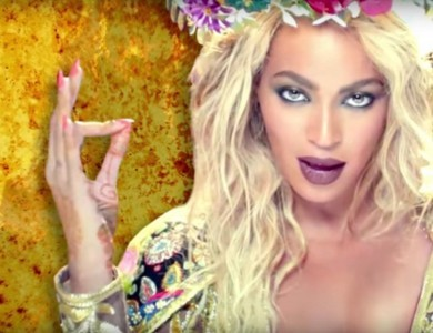 Beyonce - Hindu Gods at the American Super Bowl