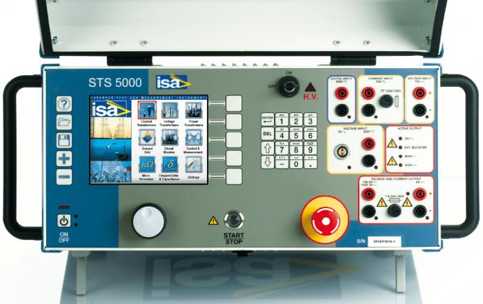 ISATEST STS 5000 Çok Fonksiyonlu Test ve Devreye Alma Cihazı