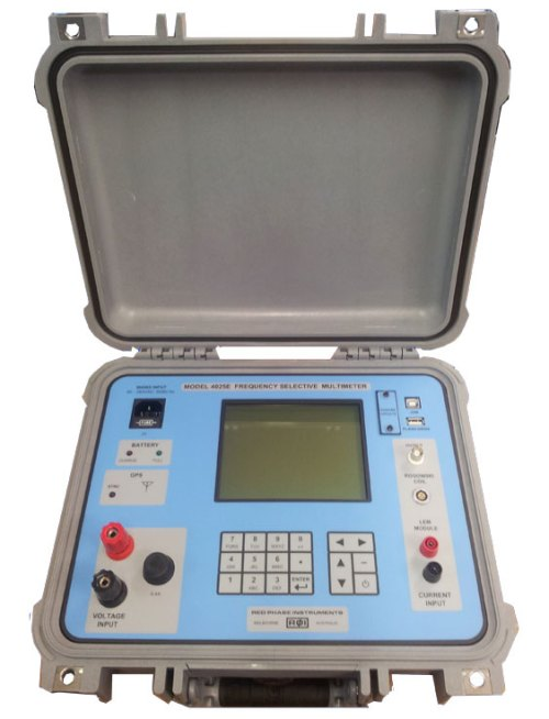 Frequency Selective Multimeter: MODEL 4025E