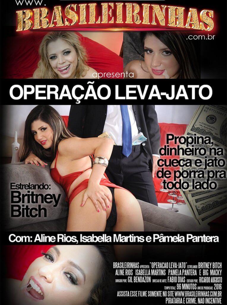 Operação Leva-Jato Brasileirinhas Política