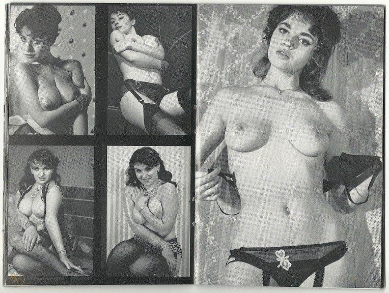 Revistas Porno Vintage