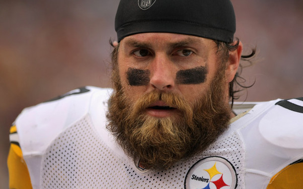 Brett+Keisel+Pittsburgh+Steelers