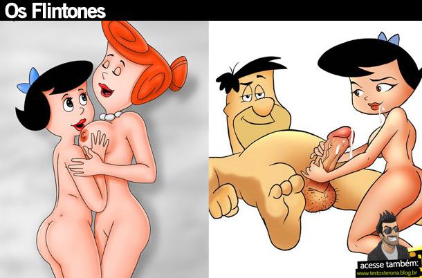 Flinstones sexo