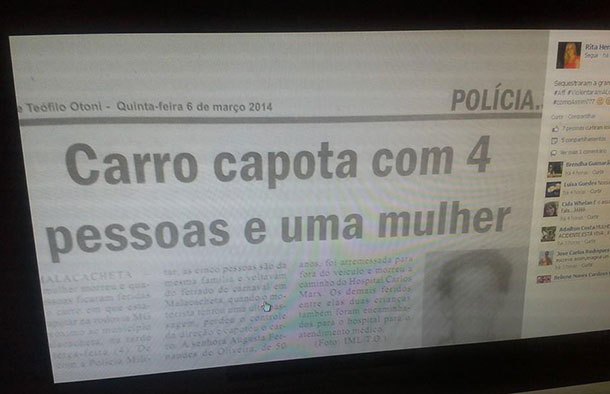 manchete