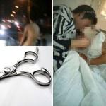 Esposa traída corta órgão genital do marido, hospital o recoloca e ela invade sala de cirurgia para ...